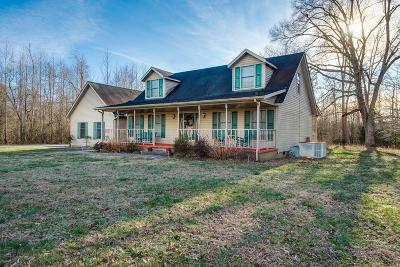 Sparta Single Family Home For Sale: 4490 Old Kentucky Road