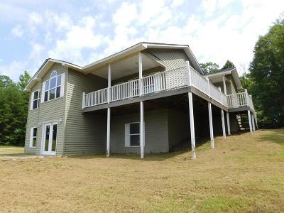 Oneida TN Single Family Home For Sale: $117,000