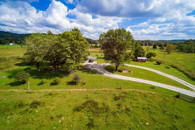 Livingston Single Family Home For Sale: 326 Walnut Grove Rd