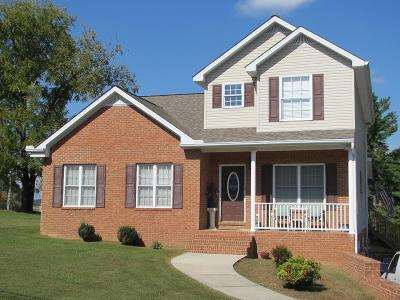 Cookeville Single Family Home For Sale: 3587 Burgess Falls Rd