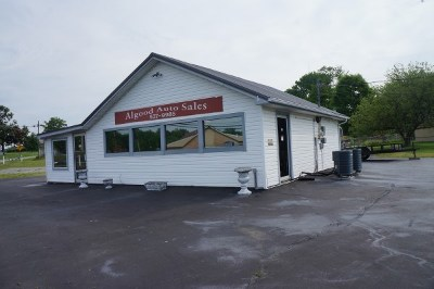 Algood Commercial For Sale: 384 W Main St