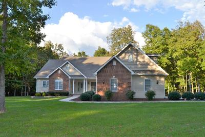 Crossville Single Family Home For Sale: 1399 Laurel Circle