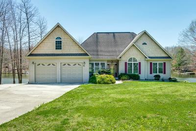 Crossville Single Family Home For Sale: 1420 War Eagle