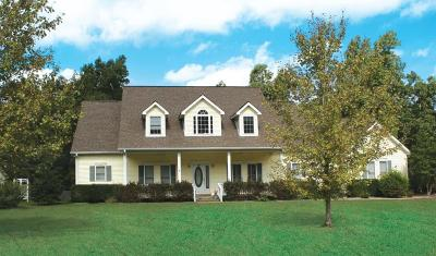 Monterey TN Single Family Home Active Contingency: $375,000