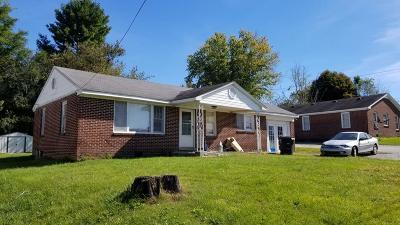Cookeville Multi Family Home For Sale: 188 Virginia