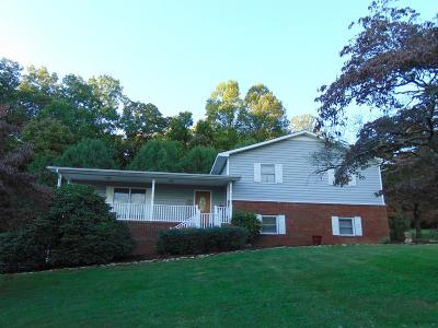 Cookeville Single Family Home For Sale: 4343 Whippoorwill Hill Dr