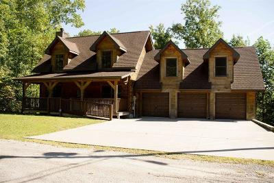 Smithville Single Family Home For Sale: 102 N Lakeview Ridge