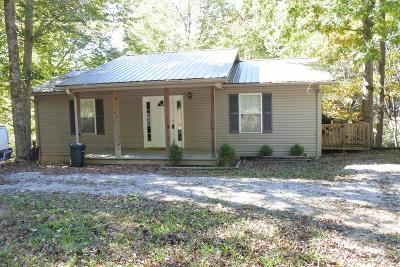 Byrdstown Single Family Home For Sale: 5081 Eagles Cove Road