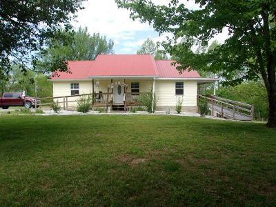 Gainesboro Single Family Home For Sale: 146 Ridgetop