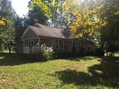 Sparta Single Family Home For Sale: 5712 Crossville Hwy