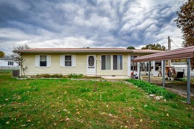 Gainesboro Single Family Home For Sale: 161 Martin Lane