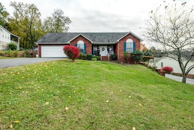 Cookeville Single Family Home For Sale: 3533 Aspen Trail