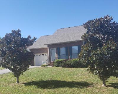 Cookeville Single Family Home For Sale: 1003 Cambridge Ct.