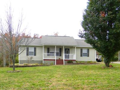 Grimsley TN Single Family Home For Sale: $114,000