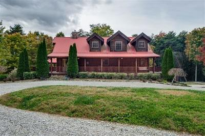 Spencer Single Family Home For Sale: 351 Pioneer
