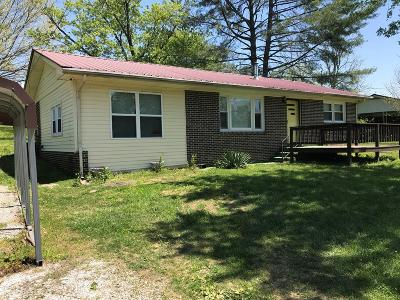 Sparta Single Family Home For Sale: 140 Camp Drive