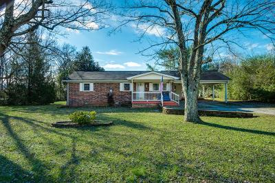 Sparta Single Family Home For Sale: 815 Forest Circle