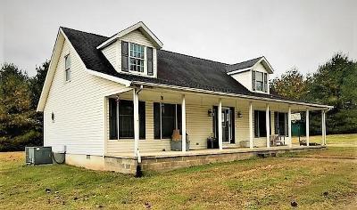 Livingston Single Family Home For Sale: 1940 Jamestown Hwy