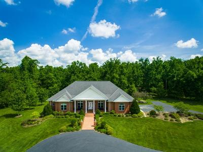 Crossville Single Family Home For Sale: 12734 Hwy 70 N