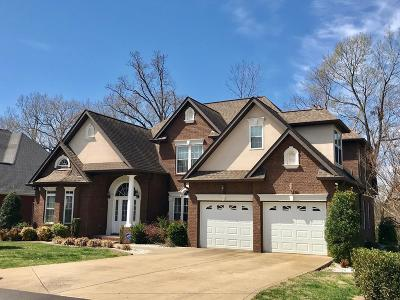 Cookeville Single Family Home For Sale: 112 Eighteen Grand Pl