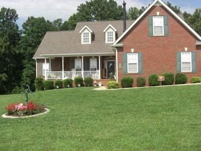 Cookeville Single Family Home For Sale: 3551 Tolbert Drive