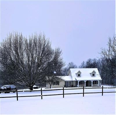 Gainesboro Single Family Home For Sale: 169 Carmack Lane