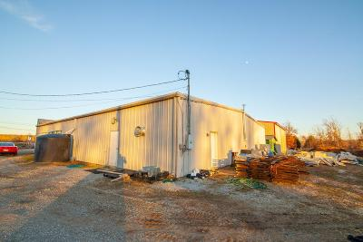 Crossville Commercial For Sale: 8217 Sparta Highway