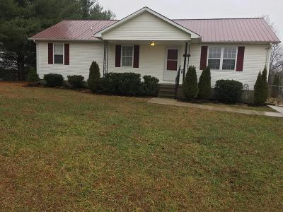 Cookeville Single Family Home Active Contingency: 260 Phillips Street