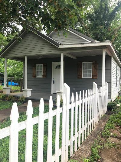 Sparta Single Family Home For Sale: 208 Walker St