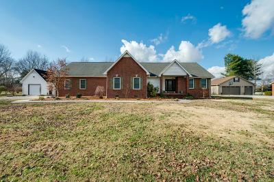 Cookeville Single Family Home For Sale: 3516 S Pointe Road