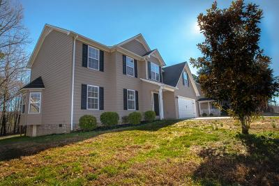 Cookeville Single Family Home Active Contingency: 5059 Holland Court