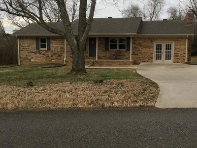 Cookeville Single Family Home For Sale: 4754 Front St.