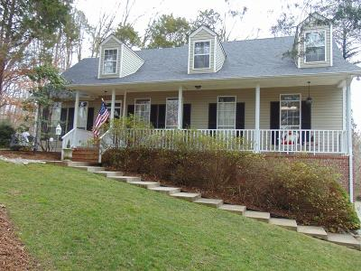 Cookeville Single Family Home For Sale: 1726 Heathrow Drive