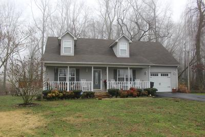 Cookeville Single Family Home For Sale: 1187 Blaine Avenue