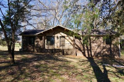 Cookeville Single Family Home Active Contingency: 825 Forest Hills Circle