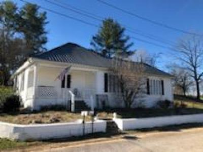 Sparta Single Family Home For Sale: 425 Love St.