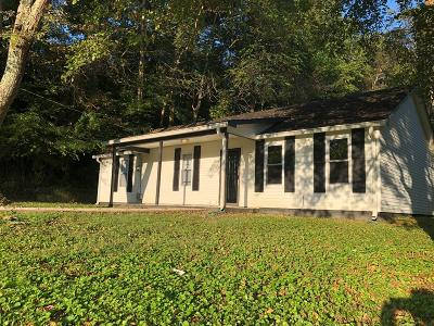 Smithville TN Single Family Home For Sale: $89,900