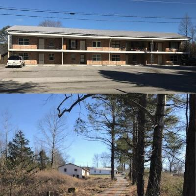Cookeville Multi Family Home For Sale: 2465 Benton Young Rd