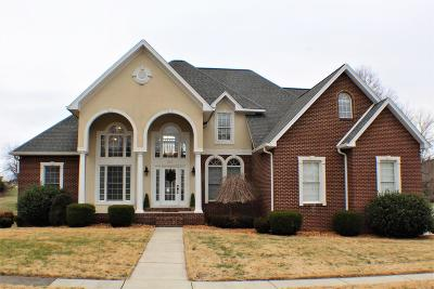 Cookeville Single Family Home For Sale: 516 Eagle Pt.
