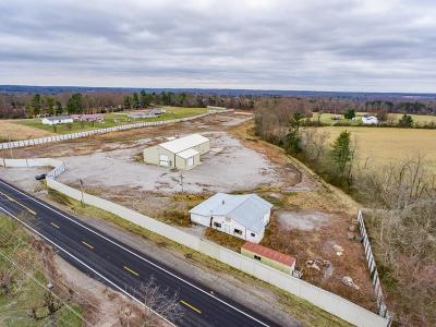 Crossville Commercial For Sale: 15178 Highway 127n