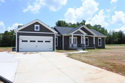 Cookeville Single Family Home For Sale: Lot 34 Crooked Creek Drive