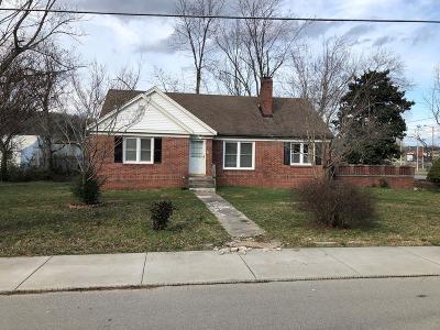 Livingston Single Family Home For Sale: 706 Chestnut St