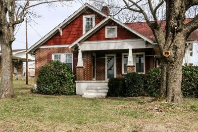 Livingston Single Family Home For Sale: 515 Goodpasture St