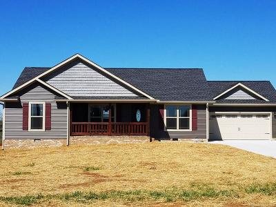 Cookeville Single Family Home For Sale: 115 Glory Lane