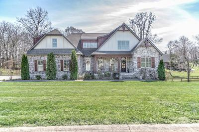 Cookeville Single Family Home For Sale: 1722 Hickory Cove