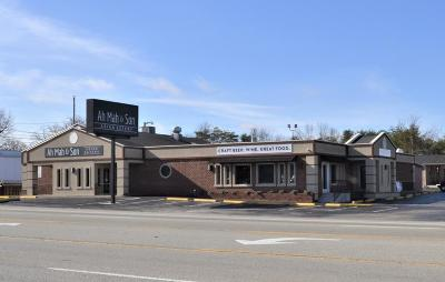 Crossville Commercial For Sale: 1269 E West Ave