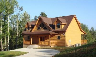 Smithville Single Family Home For Sale: 4415 Coconut Ridge Rd