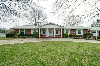 Cookeville Single Family Home For Sale: 1000 Quinland Lake Road