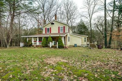 Livingston Single Family Home Active Contingency: 284 Christian Community Road