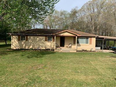 Smithville Single Family Home For Sale: 835 Cooper Ave
